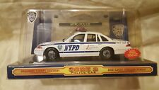 Code 3 Die Cast Collectible 1/24 Nypd Police Car Bronx Task Force Premier Chiefs