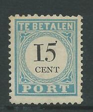 1881TG  Nederland Portzegel  P9 postfris, net zegel zie foto's.