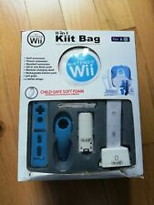 Nintendo Wii Sports Kit Bag & Accessories New In Box Golf, Tennis