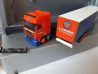 DAF XF 95  A.J. VEURINK BVBA int. Transportbedrijf  8800 Roeselare Belgium