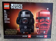 LEGO 75232 BrickHeadz Star Wars Kylo Ren & Sith Trooper (Target Exclusive) NEW!!