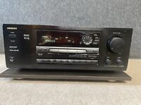Onkyo TX-DS555 5.1 AV Surround Receiver W/PHONO input, cooling fan, high power