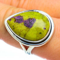 Atlantisite 925 Sterling Silver Ring Size 9 Ana Co Jewelry R44741F