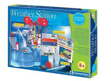 NEW CLEMENTONI WEATHER STATION Science Museum Approved - Thermometer Anemometer