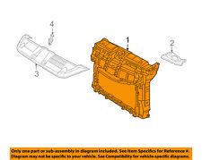 VW VOLKSWAGEN OEM 12-16 Beetle-Radiator Core Support Bracket Panel 5C5805588AF