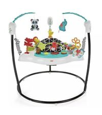 Fisher-Price Animal Wonders Jumperoo Baby Bouncer Activity Center Free Shipping!