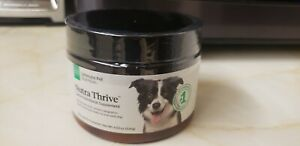 Nutra Thrive Canine Nutrional Supplement 4.02oz New Sealed MFG 08/25/2020
