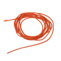 Outdoor Reflective Guyline Tent Rope Camping Cord Paracord Orange 20m 1.8mm