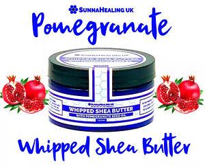 Pomegranate Sunnah Shea Butter (100ml) with Black Seed, Olive Oil & Vitamin E