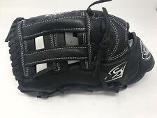 "New Louisville Slugger Xeno Series Fastpitch Softball Glove 12.5"" LHT  Black"