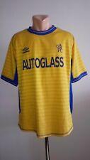 Football shirt soccer FC Chelsea (The Blues) Away 2000/2001 Umbro jersey L Rare