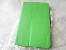 Elsse Asus MeMOPad 8 M180A Tablet Stand Leather Folio Cover GREEN LOT of 5