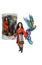 "Disney 17"" Limited Edition Mulan live action Doll IN HAND"