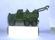 Dinky GB.661 Recovery Tractor miltary green. G@@D !
