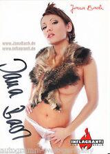 Jana Bach TOP AK Orig. Sign.  +49882
