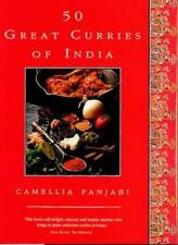 50 Great Curries of India By Camellia Panjabi. 9781856263511