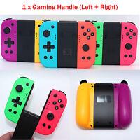 Manette de jeu Manette jeu gauche et droite Manette sans fil pour Switch