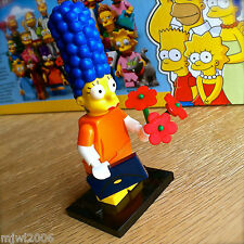 LEGO 71009 THE SIMPSONS Minifigures DATE NIGHT MARGE Fancy Dress SERIES 2 SEALED