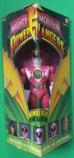 "Bandai Mighty Morphin Power Rangers 8"" Kimberly Pink Ranger 1993 Triangle Box"