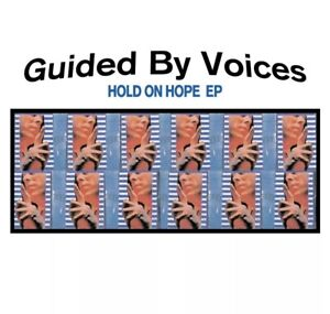 """GUIDED BY VOICES:Hold On Hope EP RSD 20th Anniversary 10"""" Clear Vinyl New/Sealed"""