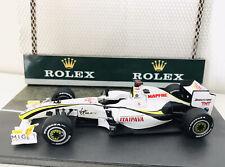 Brawn GP-01  Jenson Button 2009 - F1 Single Car - Die Cast 1/43 Scale