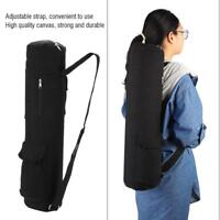 Multifunctional Yoga Mat Carrier Storage Bag Backpack Pouch Adjustable Strap Hot