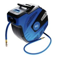 BGS 3253 Druckluftschlauch automatischer Aufroller 15m Schlauchtrommel 1/4'