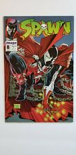 New listing 4 Issue Spawn Comic Book Lot Todd McFarlane 1990s assorted F/Nm