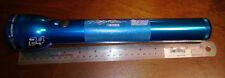 Jeff Gordon 24 full size mag-lite light flashlight blue NASCAR 3 D cells