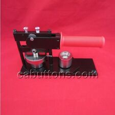 """1"""" inch Tecre Pin Badge Button Maker Machine+Graphic Punch+1,000 Magnet Buttons"""