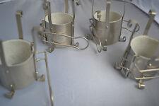 4 x B-stock ANTI SHOCK MOUNT SHOCKMOUNT INNER SECTIONS 44-48mm diameter