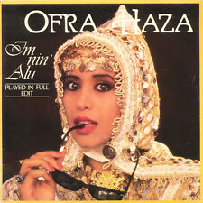 OFRA HAZA Im Nin' Alu FR Press Ariola 109925 1987 SP