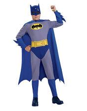 """Disfraz De Batman Niños Brave Bold Clásico, Medio, la edad de 5 - 7, altura 4' 2"""" - 4' 6"""""""