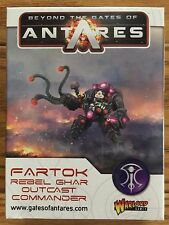 Beyond The Gates Of Antares: Ghar Empire Fartok, Outcast Rebel Commander