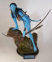 Hot ! Sideshow Collectibles Avatar Neytiri Polystone Figure Toys- Sample Statue