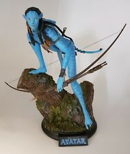 Hot ! Sideshow Collectibles Avatar Neytiri Polystone Figure Toys- Sample Statue