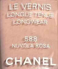 CHANEL NAIL POLISH 588 NUVOLA ROSA LIMITED EDITION