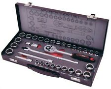 "Eurotech ET10500 32pc 3/8"" Dr Metric & AF Socket set **Lifetime warranty**"