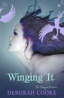 Winging It (The Dragon Diaries) by Deborah Cooke, NEW Book, FREE & FAST Delivery