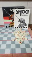 Complete SHOGI Vintage Japanese STRATEGY Board Game ~ 1987 ~ THE GAMES GANG
