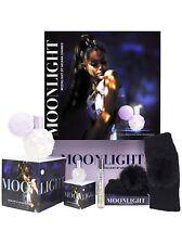 ARIANA GRANDE MOONLIGHT Fan Box - 3.4 Oz Perfume, Rollerball, Mini, Handwarmers