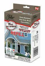 Fuller Brush Full Crystal Exterior Kit Cleans Aluminum-Vinyl-Brick-Wood-Stucco
