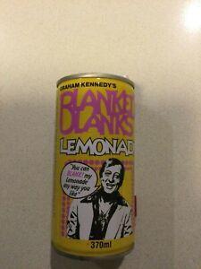 Blankety Blanks Rare Lemonade Can