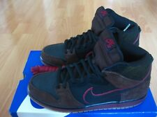 Brooklyn Projects x Nike SB Dunk High Premium - Reign In Blood - Size 10 (used)