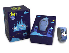 Minnie Mouse: The Main Attraction MagicBand 2 – Peter Pan's Flight – Limited