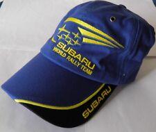 cappello SUBARU impreza wrx 4wd sti rally sparco berretto