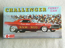 "FACTORY SEALED JOHAN Challenger ""Ram Rod"" Funny Car GC-1500"