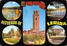 BR54305 Lerida vistas de las piscinas Bassas del Picat spain