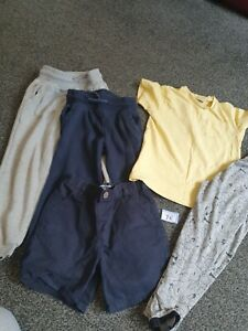 Boys Age 4-5 Years Play Clothes (B76)