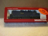 H.O. Mantua Locomotive GP-20 (B&O)